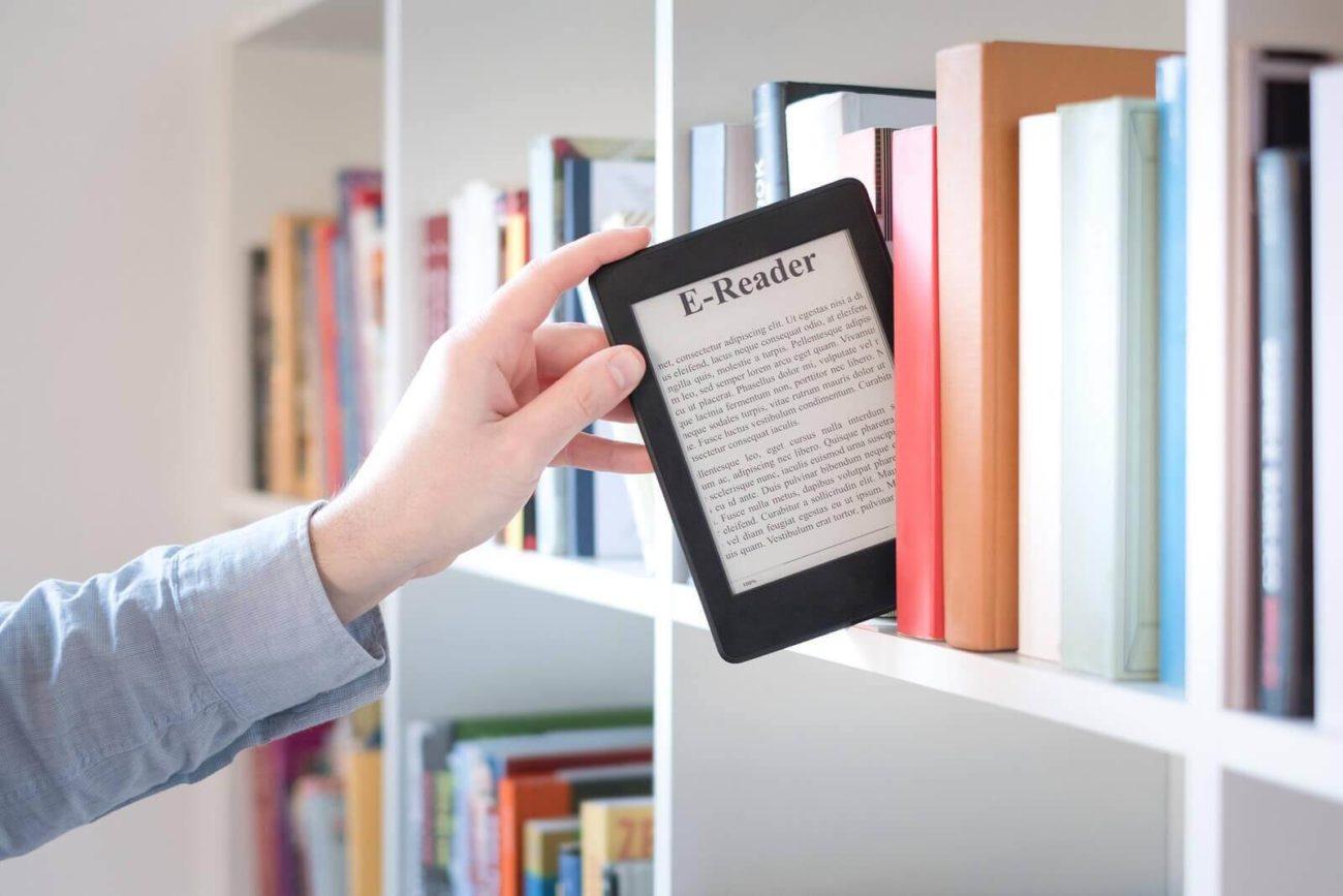 Lectura digital: ¿el e reader como reemplazo del libro en papel?