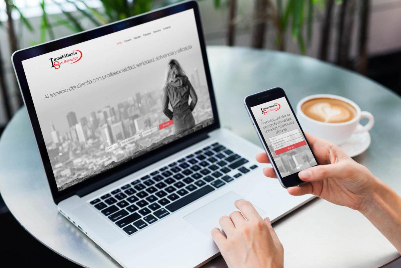inmobilaria san-salvador pagina web